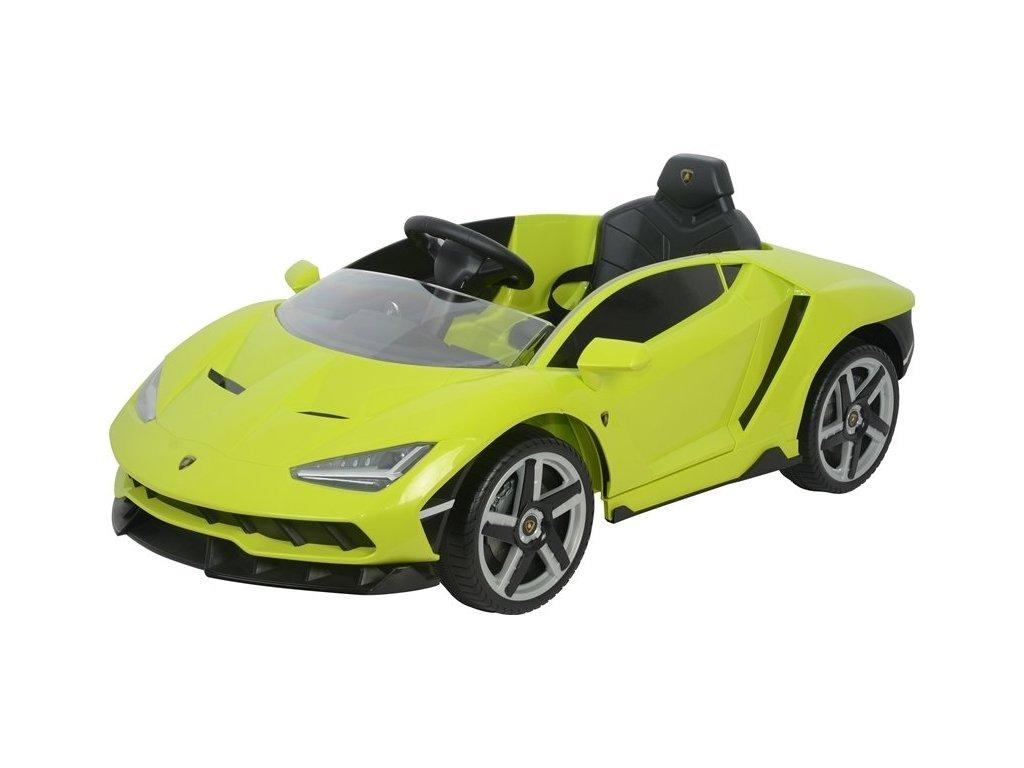 Dětské elektrické autíčko Lamborghini Centenario zelené6
