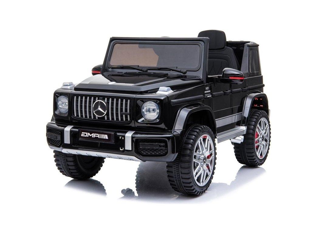 pol pl Auto na Akumulator Mercedes G63 AMG Czarny Lakierowany 3872 1