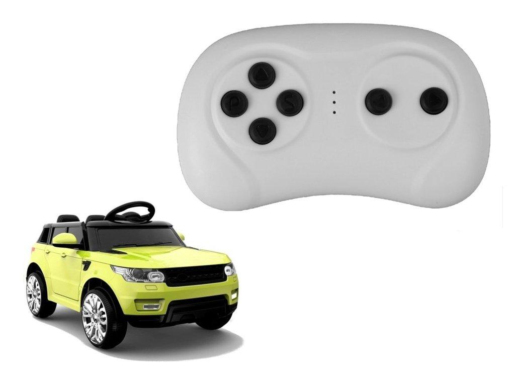 dálkové ovládání k elektrickému autíčku (1)