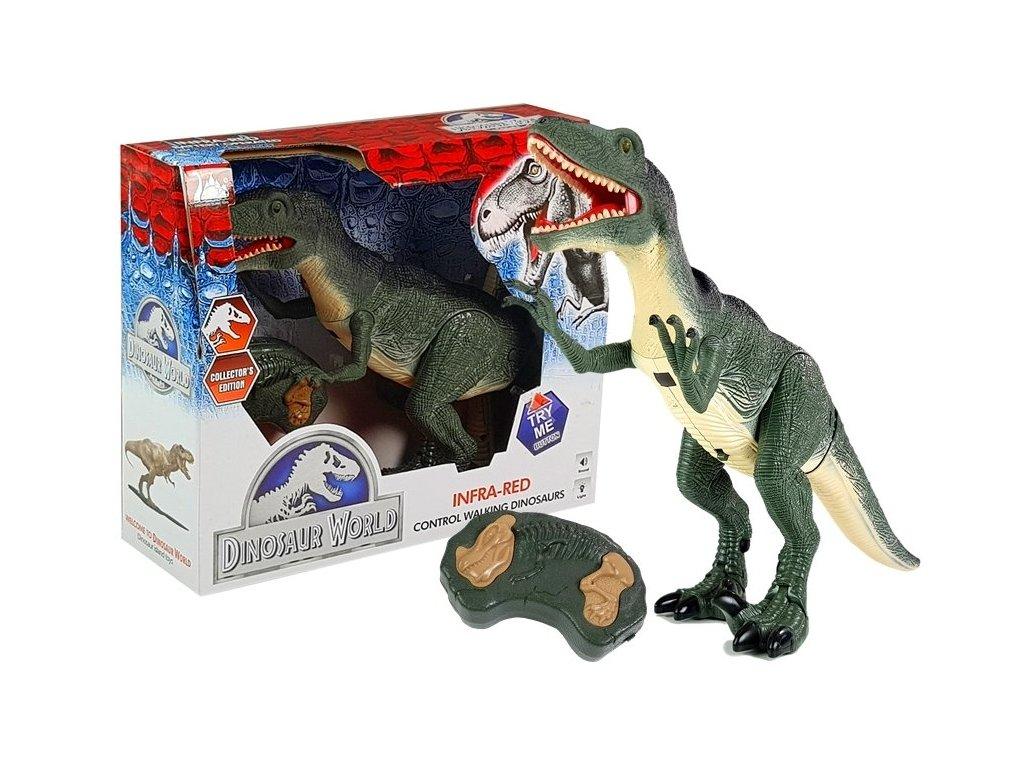 dinousaurus rex na dálkové ovládání (2)