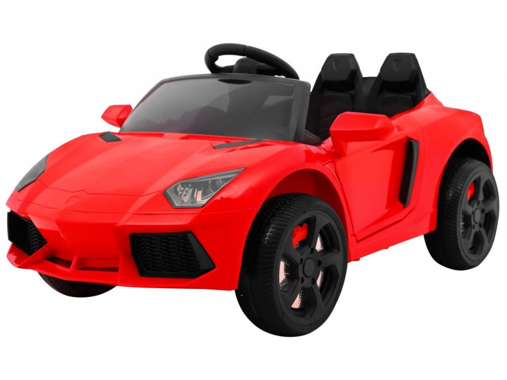 Pojazd Future Czerwony [25682] 1200