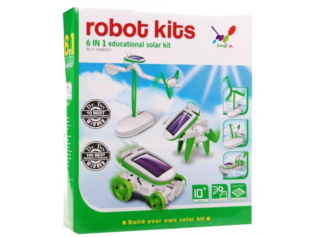 1470 solarni robot 6v1