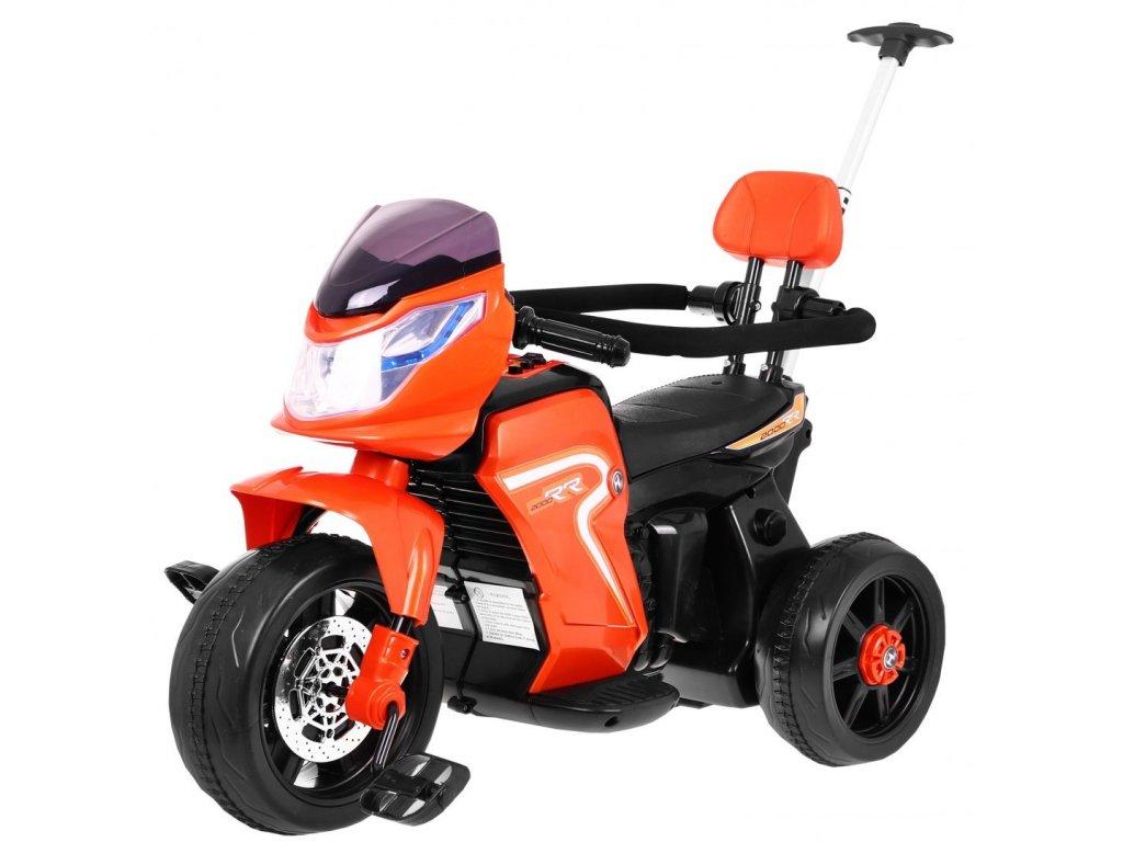 Motorek Rowerek Pchaczyk Pomaranczowy [23927] 1200