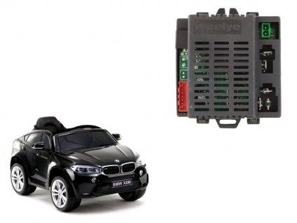 ridici jednotka pro elektricka auticka Weelye RX75 12V BMWX6 a Jaguar F Pace