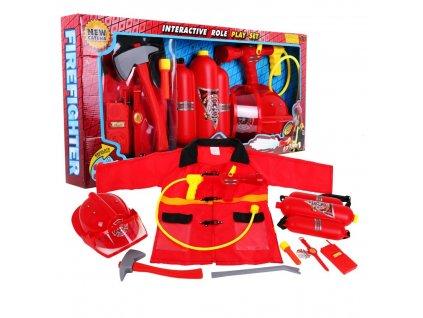 Velký hasičský set pro děti
