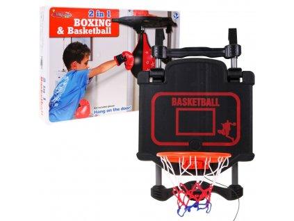 basketbalový koš a hruška (1)