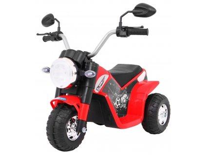 Pojazd Motorek MiniBike Czerwony [35063] 1200