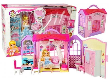 skládací domeček pro panenky (1)