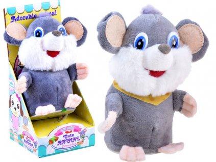 interaktivní mluvící myška1
