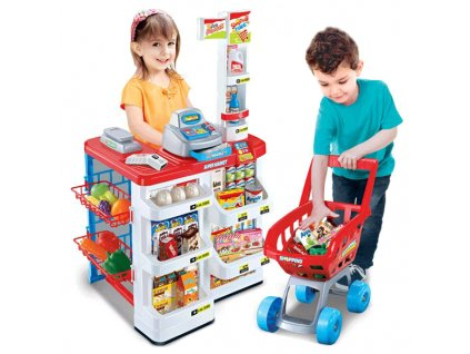 dětská kuchyňka supermarket1