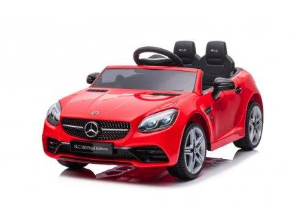 Elektrické autíčko Mercedes SLC 300 04