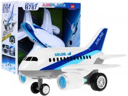 Letadlo BOEING airline (1)