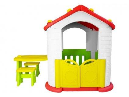 zahradní domeček se stolečkem (4)