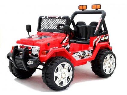 pol pl Auto na akumulator S618 EVA Czerwony 2551 5
