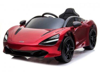 Elektrické autíčko McLaren 720s červené 1