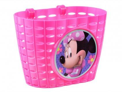 Košík na kolo, koloběžku Minnie Mouse (3)