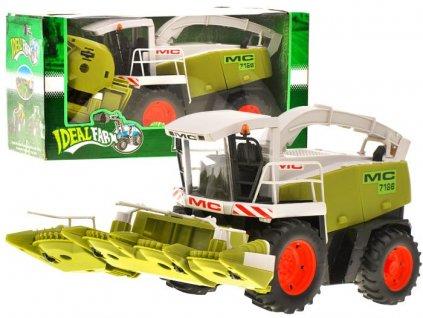 pol pl Duzy zielony Kombajn dla rolnika zabawka ZA1342 10665 1