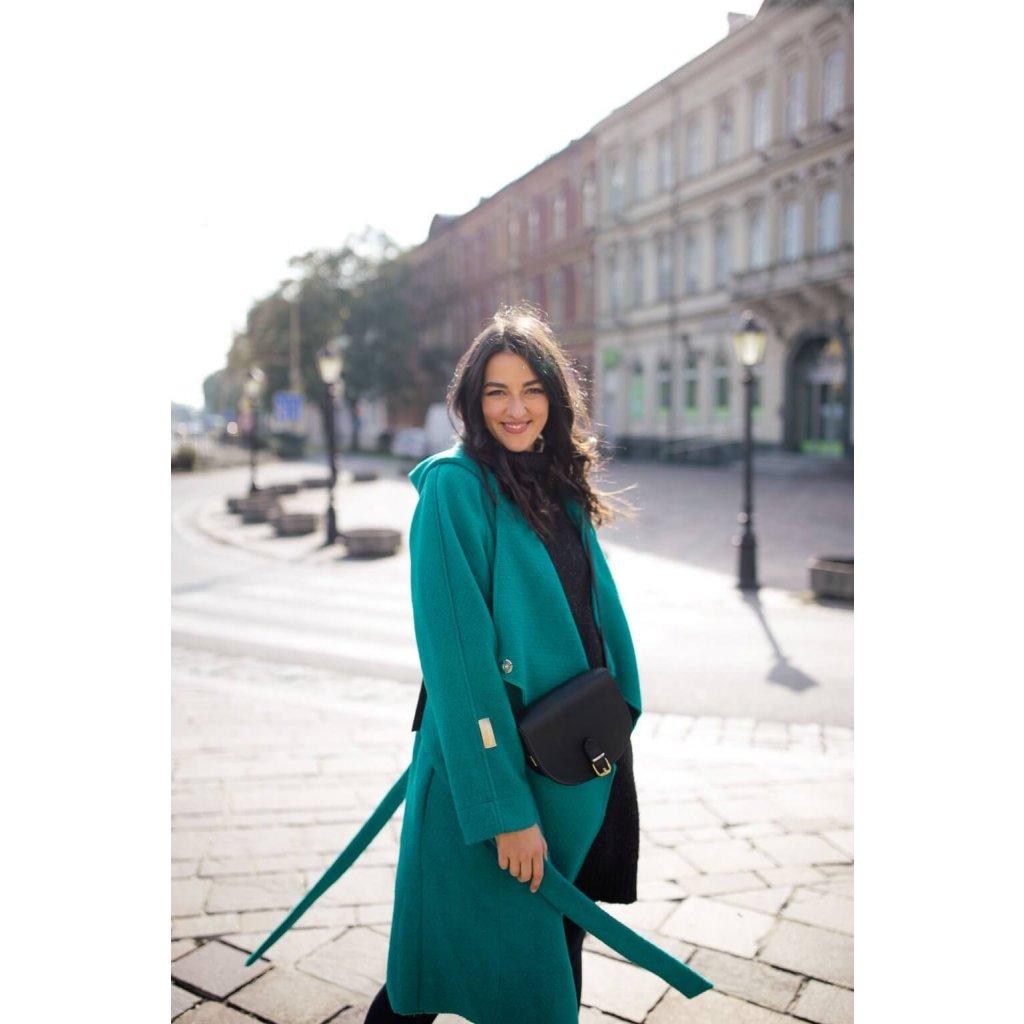 Tehotenský kabát Emerald