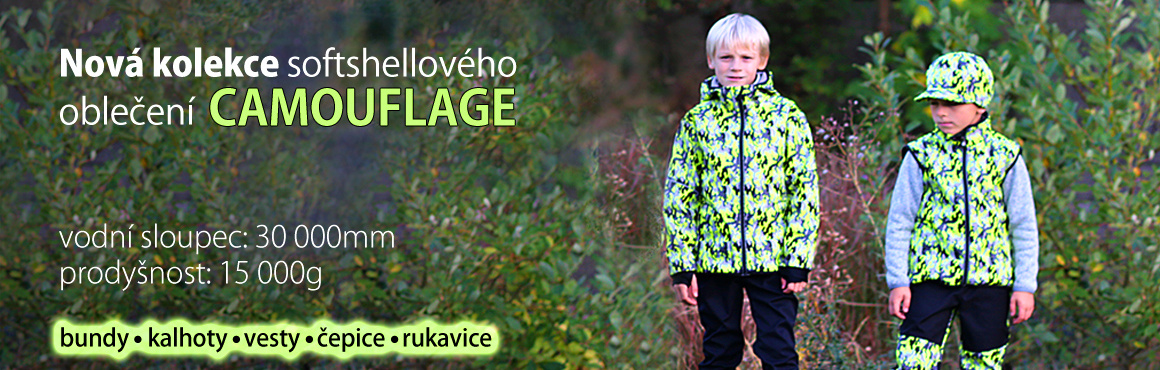 Kolekce Camouflage