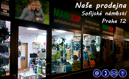 Prodejna Mamikup