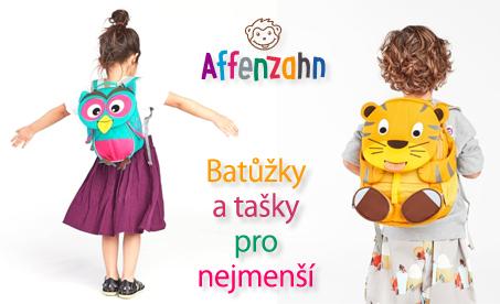 Batohy a tašky pro nejmenší