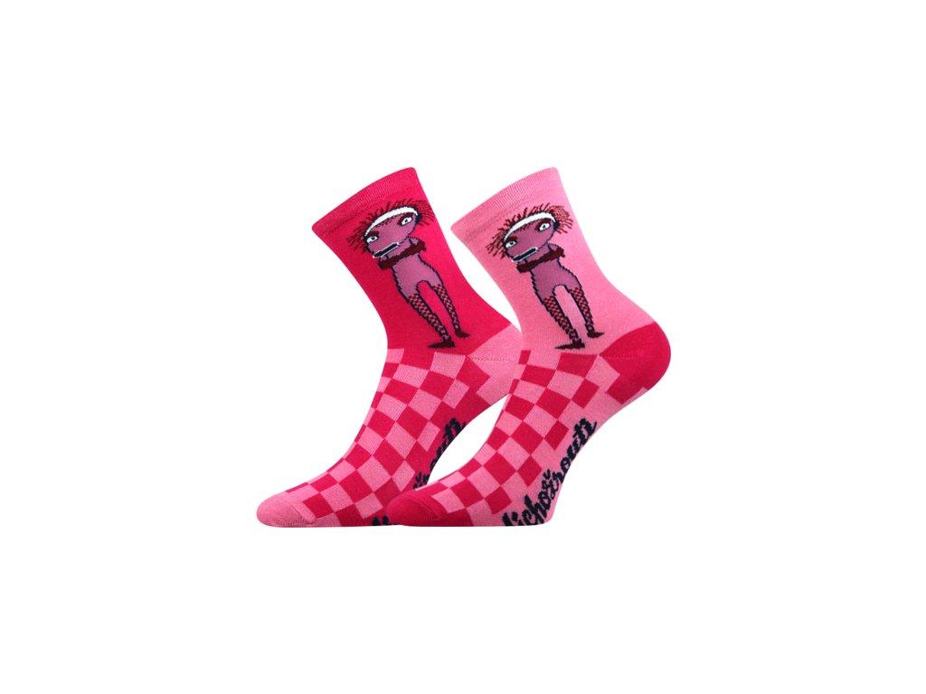 Dětské ponožky Lichožrouti - ŽILETKA - MAMIKUP 584c31bc00