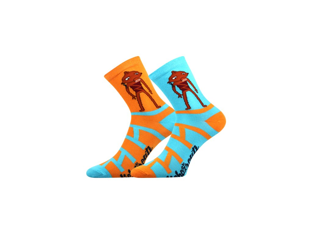 Dětské ponožky Lichožrouti - REZEK - MAMIKUP ee5f9c5d5c