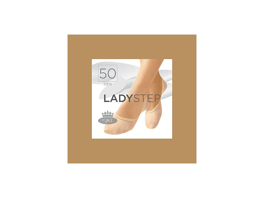 Lady step beige