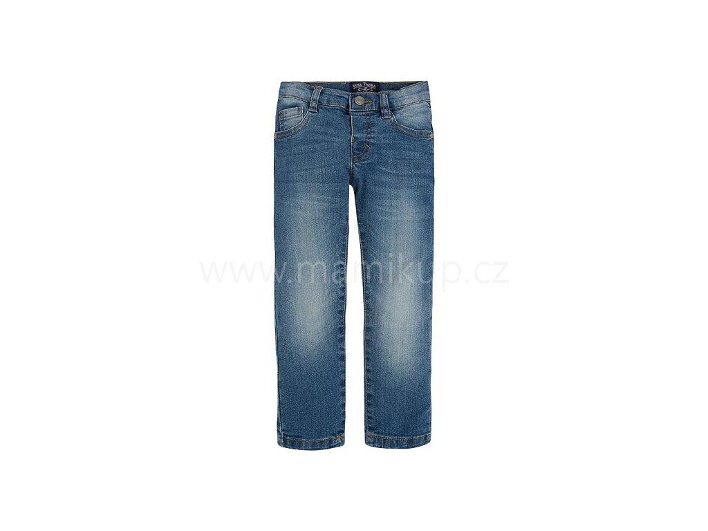 Chlapecké džínové kalhoty MAYORAL - modré - MAMIKUP 5eb134d560