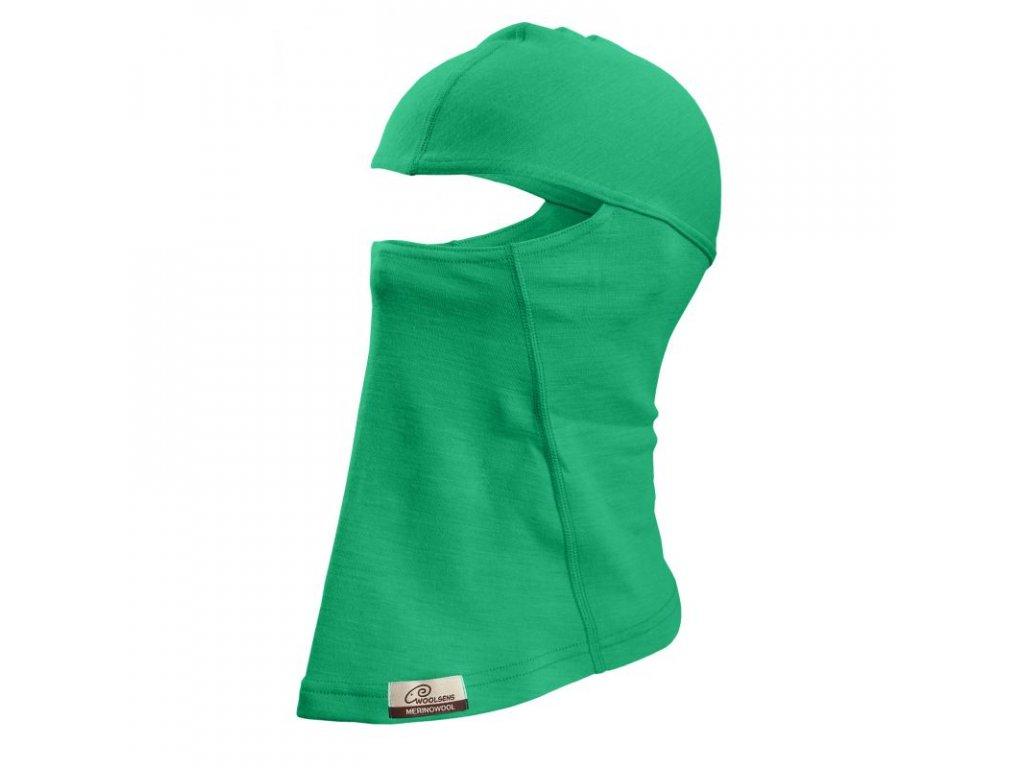 lasting merino kukla lox zelena