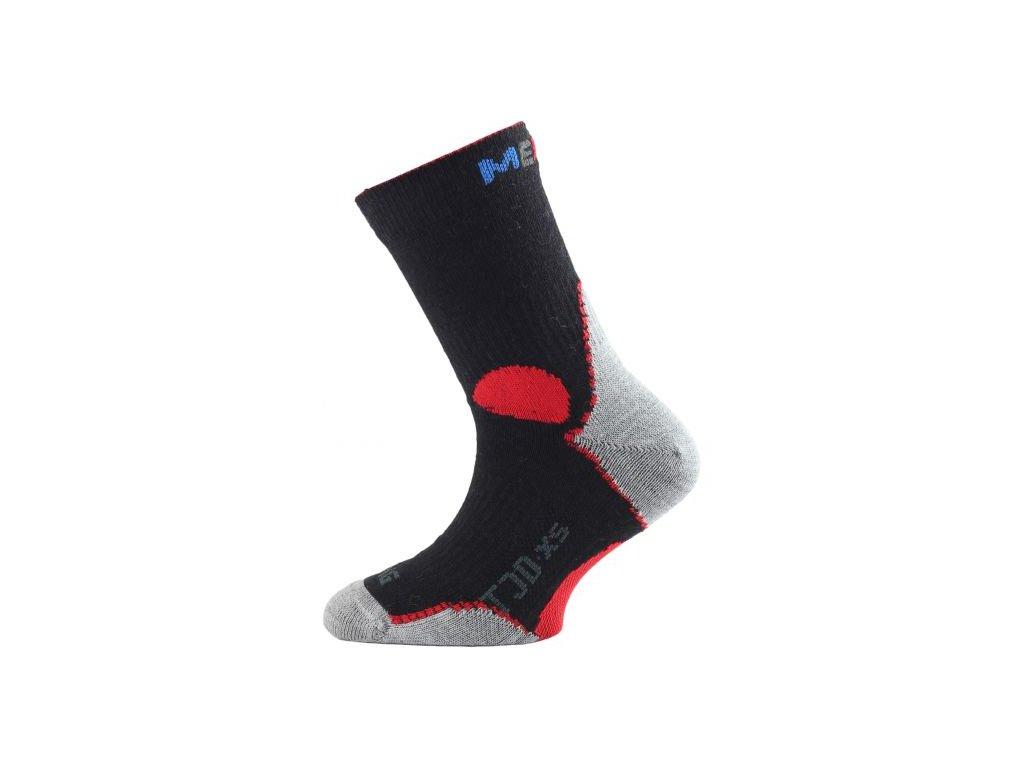 Dětské merino ponožky Lasting TJD - 5 BAREV - MAMIKUP 30b53dd74d