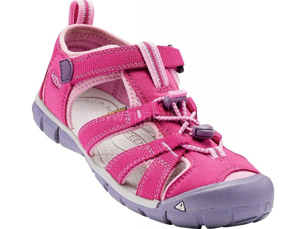 Sandály KEEN SEACAMP II CNX - růžová