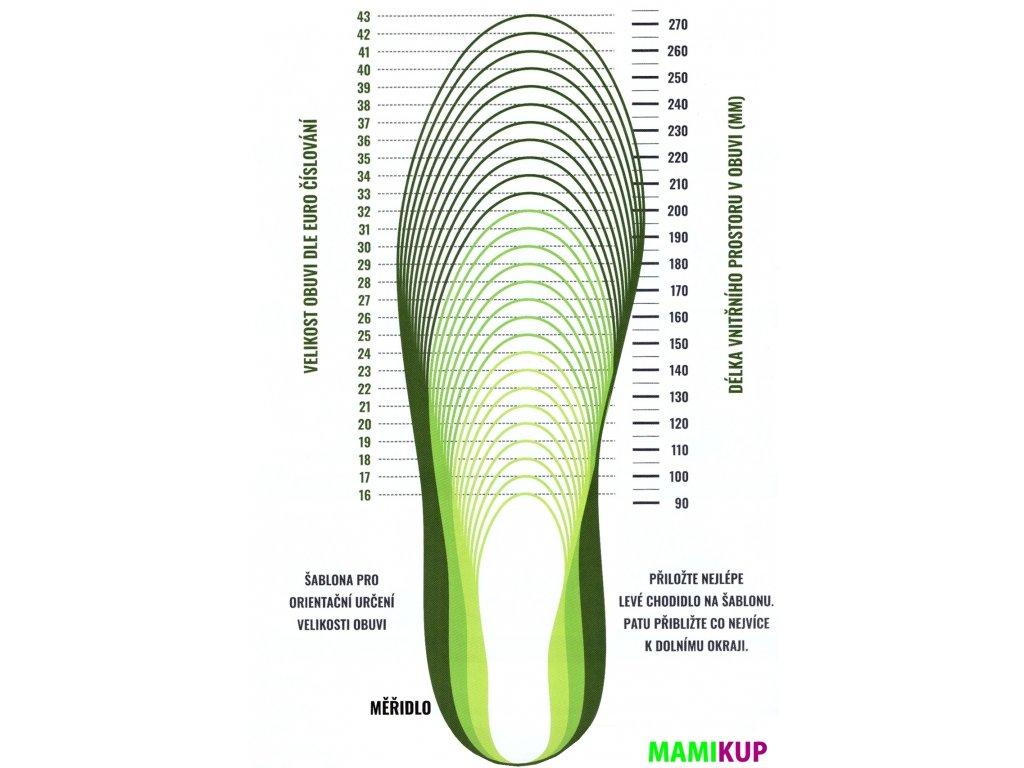 9298ac0da894 Dětská kožená zdravotní obuv Santé - MODRÁ - MAMIKUP