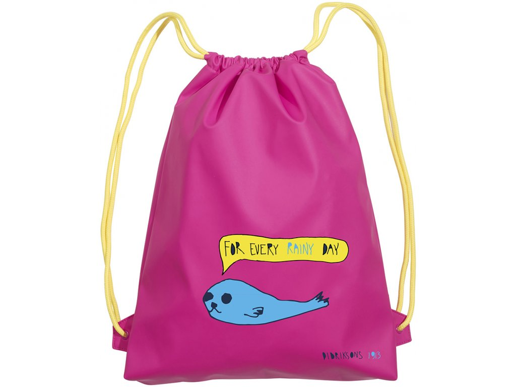 kids galon bag ruzovy