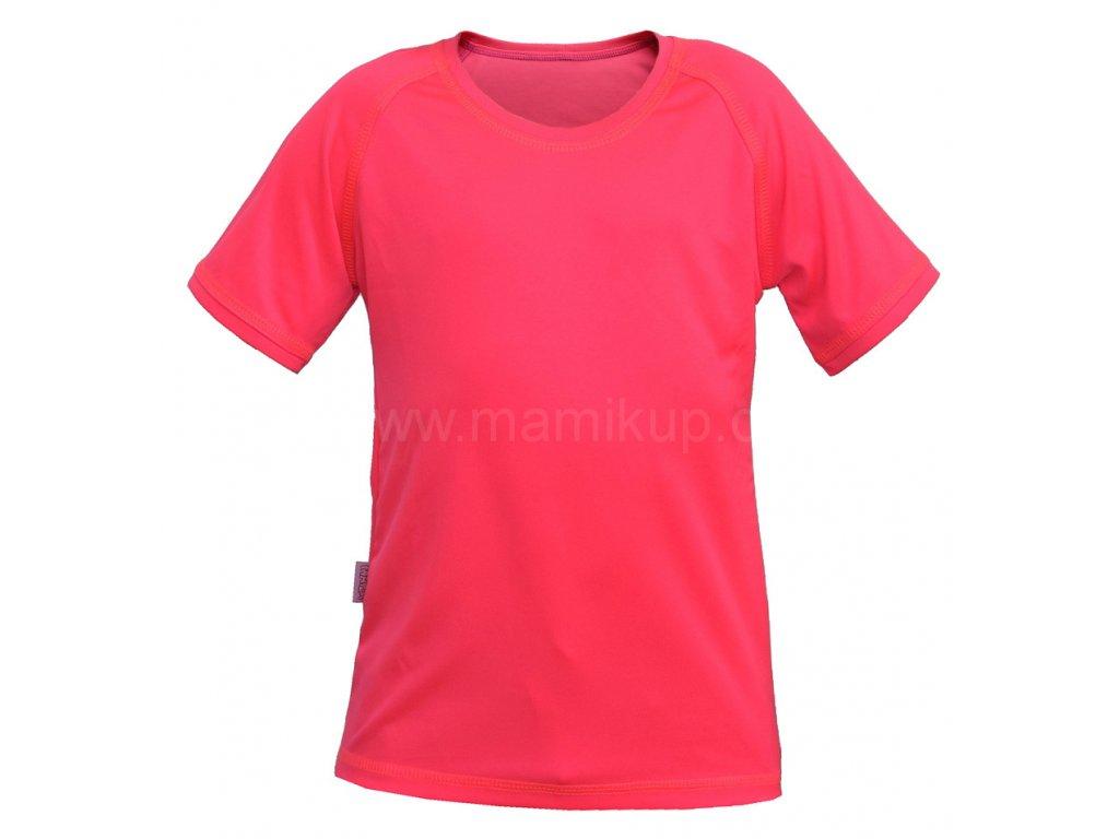 6c1a017999 Dětské funkční triko s BAMBUSEM a UV
