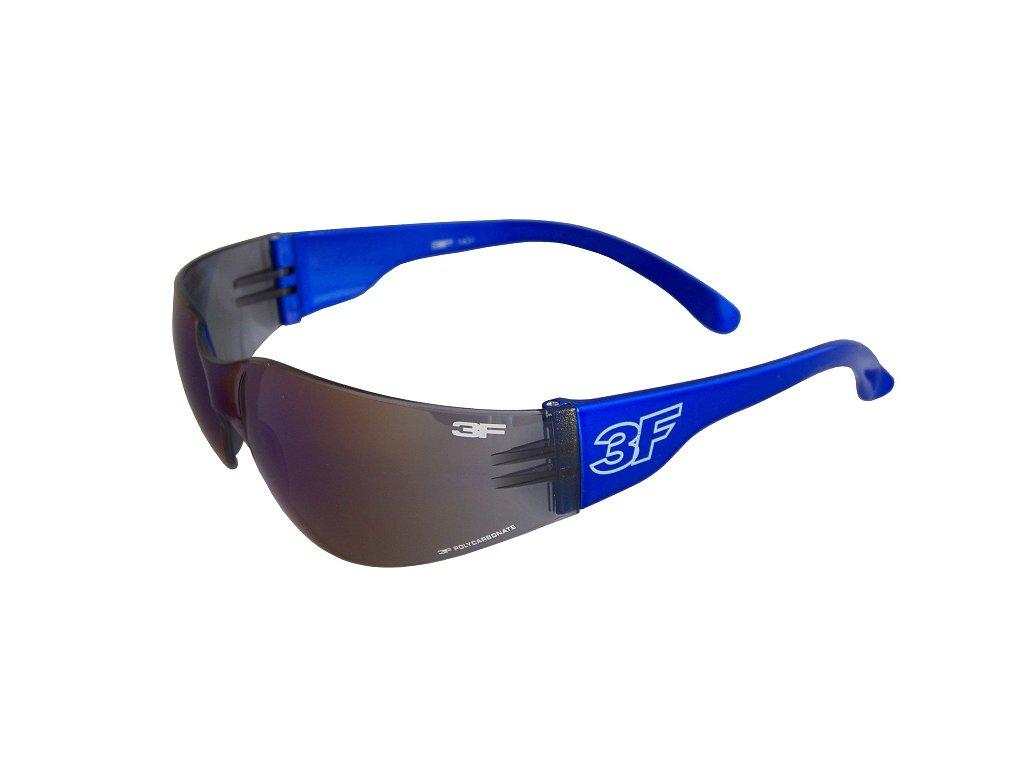 Dětské sluneční brýle 3F MONO JR - MODRÉ