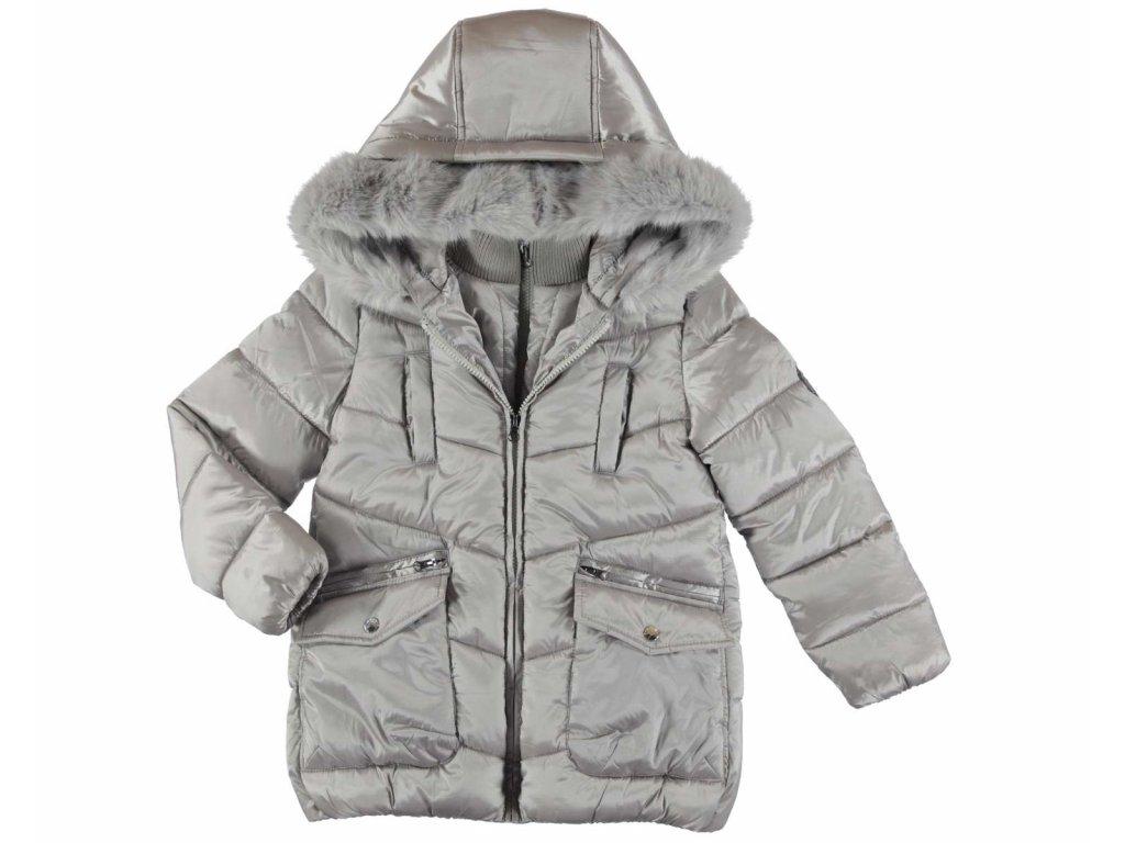 ddeb9629dbe Zimní kabát pro dívky Mayoral 7497 - MAMIKUP