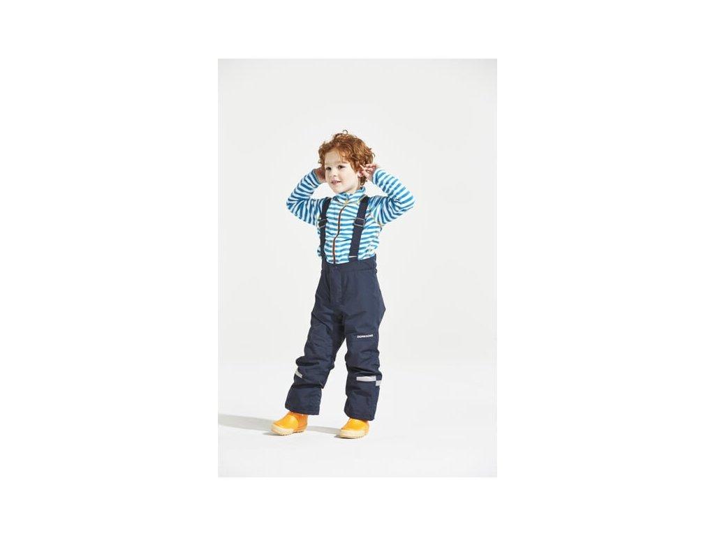 kalhoty d1913 idre detske ruzova 1