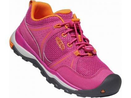 Dětská obuv Keen TERRADORA II SPORT - růžová, vel. 39