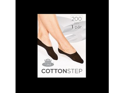 COTTONstep nero web