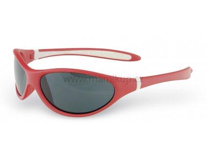 Dětské gumové sluneční brýle 3F -1229