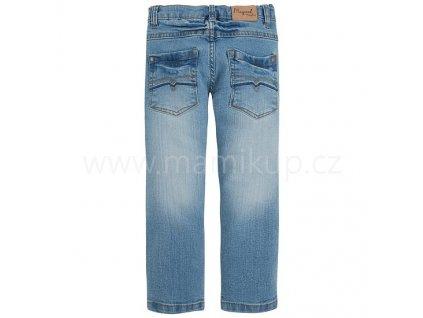 Chlapecké džínové kalhoty MAYORAL - světle modré