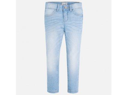 Dívčí džínové kalhoty SKINNY MAYORAL