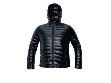 Dámská zimní prošívaná bunda Oisly, černá, vel. XL