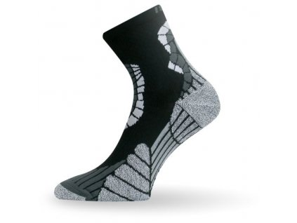 irm 901 cerna bezecke ponozky