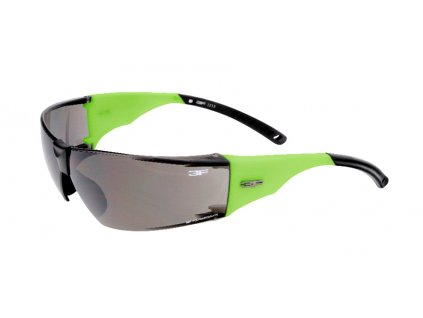 Sportovní brýle pro dospělé MONO 1387 - zelené