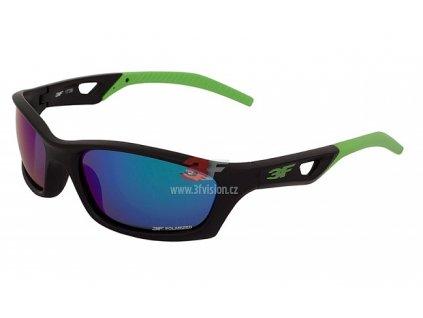 Dětské POLARIZAČNÍ brýle 3F VERSO - zelené