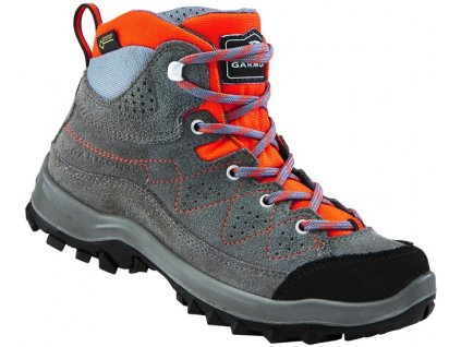 10004468GAR01 ESCAPE TOUR GTX KID, grey orange