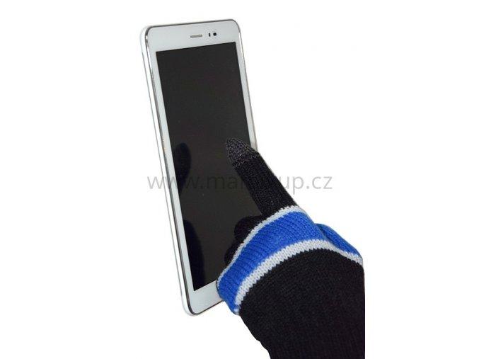 Dětské prstové rukavice s možností ovládat displeje - 2 barvy