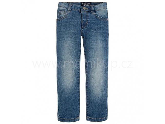 Chlapecké džínové kalhoty MAYORAL - modré